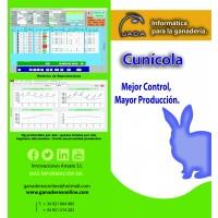 Software Ganadero para Conejos