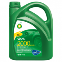 Aceite BP Visco 2000 15W40 5LTS