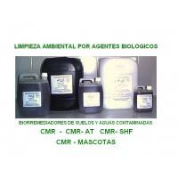 CMR - Mascotas -  Descontaminador Biológico