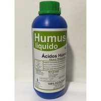 Humus Líquido 1L con Dosificador (Ácidos Húmi