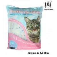 Perlas de Sílice Sandimas 7,6L para Gatos Abs