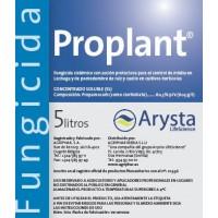Proplant-Propamocarb 60,5% en 12 Litros (Cajas 12X1)