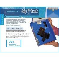 Sistema de Nebulización para Exteriores Drip & Fresh