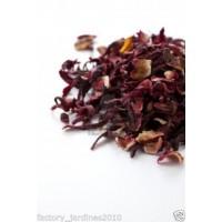 Hibisco Flor. 1 Kgr. Disminuye el Colesterol y la Presión Arteria. Herboristeria