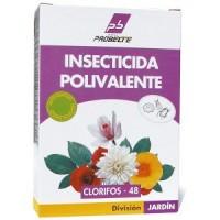 Insect. Polivalente 2X20 CC Clorifos 48