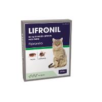 Lifronil Pipeta Antipulgas Gatos Blister de 3