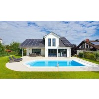 Placas Solares KIT Depuradora