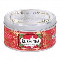 Strawberry Green Tea 125 Gr.