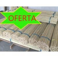Tutores de Bambú de 105 10/12 6000 Unidades