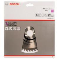 Accesorios Bosch - Hoja de Sierra Circ. MM MU