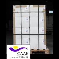 Bioestimulante Ecológico Trama y Azahar Fe-2, Abono CE. Sin Hormonas. Certificado CAAE.  Palet de 32 Cajas de 12 Botellas X 1 Kg