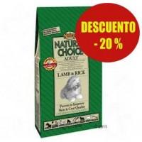 Comida para Perros Nutro Adulto Cordero y Arroz  12  Kg.