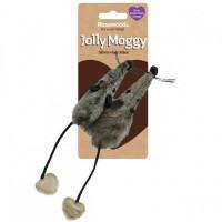 Gato Jolly Moggy 2 Ratones Pelo