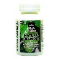 Graviola - 12 Frascos de 90 Cápsulas de 500 Mg