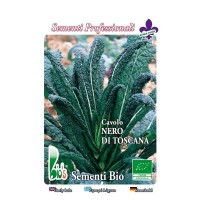 Kale Nero Di Toscana Eco - 50 Gr Semillas Eco