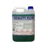 """Quality-Plus Desengrasante Higienizante Súper-Concentrado Energético.""""Especial para Cocinas y Suelos Muy Sucios - Motores """" Aroma Mentolado"""" (5Kgrs)"""