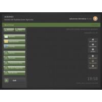 Agronev -8 (Software, Cultivos, Campo, Tierras, Cuadernos de Campo, Programa Informático)