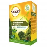 Fertilizante Granulado para Coníferas Solabiol 1,5Kg (Apto Jardinería Ecológica)