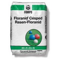 Floranid Césped, Abono NPK (Mg-S) 20-5-8  de
