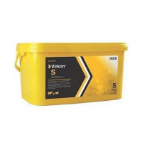 Virkon S Desinfectante Virucida contra Virus que Afectan a Animales de Producción y Domésticos 5 Kg