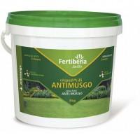 Abono de Liberación Lenta Fertiberia Césped Plus Antimusgo 3 Kg