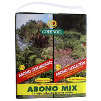 Abono Granulado Mix. 1,5 Kg Crecimiento, 1,5
