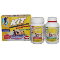 Kit Mini Piscinas 500 Gramos