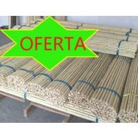 Tutores de Bambú de 120 Cm 14/16 Mm