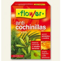 Anticochinillas Larvas, Insecticida de Flower