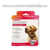 Canishield Collar Antiparasitario Beaphar 65