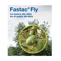 Fastac Fly, Insecticida para la Mosca del Olivo de Basf
