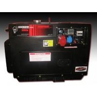 Generador Diesel Insonoro 6000W Trifásico