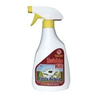 Insecticida Efecto Burbuja Bubble Kill para Insectos Voladores y Rastreros 500 Ml