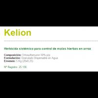 Kelion Herbicida Sistémico para Control de Malas Hierbas en Arroz de Sipcam
