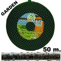 Manguera de Riego Exudante Poritex 50M (Por Presión, Malla Verde) 16mm