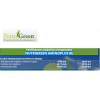 Nutrigreen Aminoplus 8E, Fertilizante Orgánic