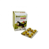 Omnicondro Pro Rapid Condroprotector para Perros de Acción Rápida con 60 Comprimidos