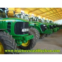 Tractores Usados John Deere Todos
