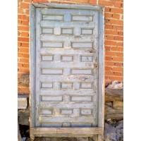 Comprar puertas de madera antiguas venta online y precios for Puertas de cuarterones antiguas