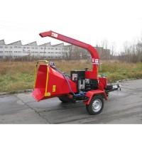 Biotrituradora Gasolina Skorpion 120S