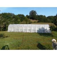 Invernadero para Huerto y Plantas 3.65M X 12M X3.65M