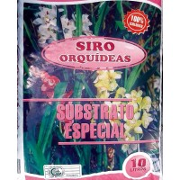 Sustrato Especial Orquideas. 100% Ecológico.