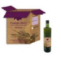 """Aceite de Oliva Virgen Extra """"fuente Peña"""", 750Ml (Caja de 6 Botellas)"""