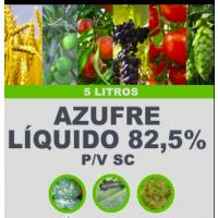 Azufre Liquido 82,50% P/V SC (5 Litros)