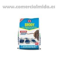 Brody Cebo Fresco, Raticida contra Ratas y Ratones - 500Gr