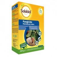 Fungicida Cúprico Polivalente Solabiol 500g (Apto Agricultura Ecológica)