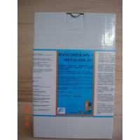 Metalaxil 8% + Mancozeb 64%.  Fungicida Sistémico y Acción por Contacto