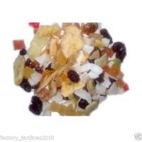 Mezcla de Frutas Tropicales Deshidratadas. Envase Hermético de 1 Kilo.
