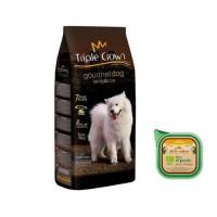 Pienso Gourmet para Perros Adultos Triple Cro