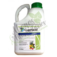 ZZ Cuprocol, Fungicida Bactericida Syngenta, 5 L